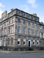 Columba House Edinburgh